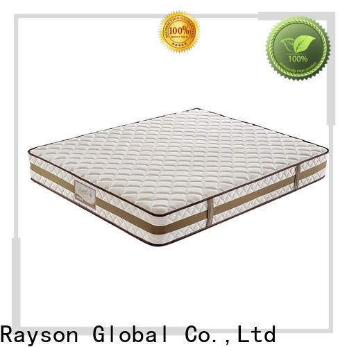 Rayson customized best pocket coil mattress low-price light-weight