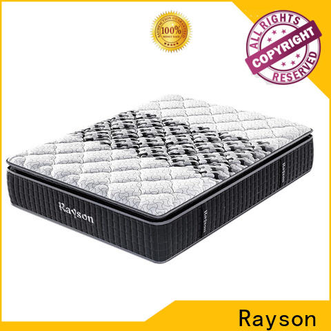 Rayson available pocket memory mattress wholesale at discount
