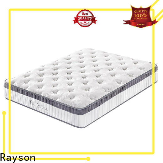 Rayson high-quality pocket spring mattress wholesale high density