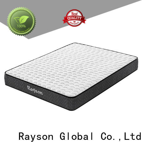 Rayson tight top best pocket spring mattress low-price at discount