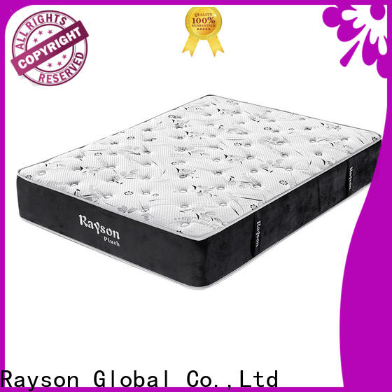 Synwin customized luxury hotel mattress brands chic for customization