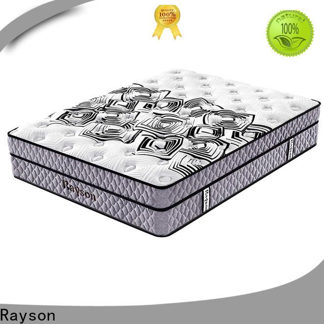 available 5 star hotel mattress brand luxury innerspring bulk order