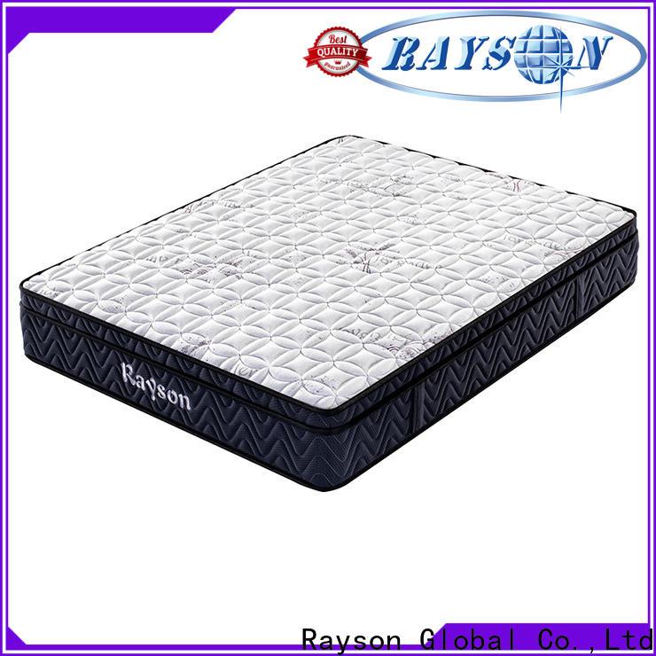 custom hotel type mattress wholesale hotel room