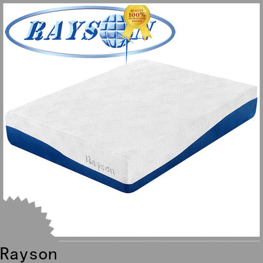 knitted fabric luxury memory foam mattress free delivery with pocket spring