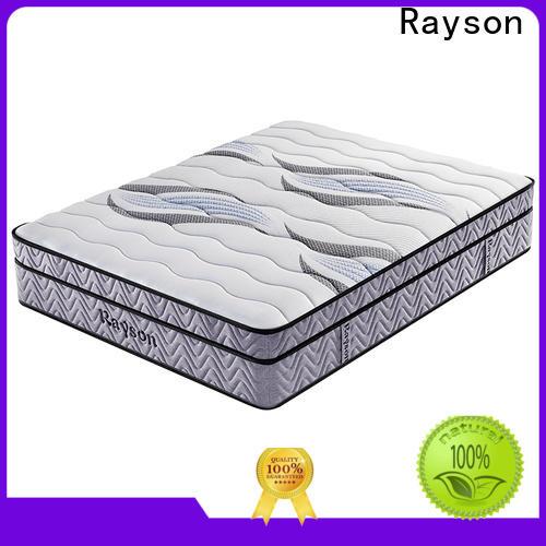 Rayson memory foam hotel bed mattress wholesale bulk order