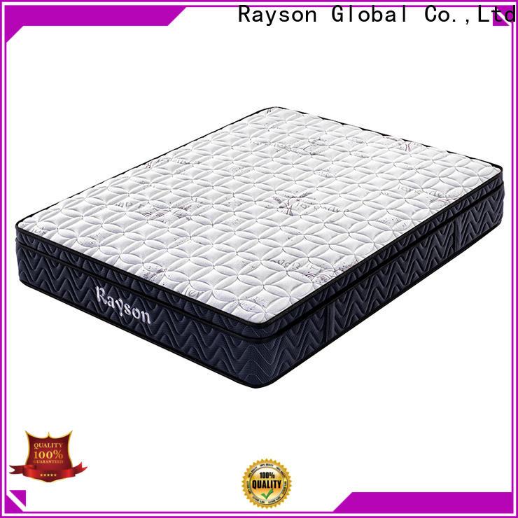 Synwin customized hotel grade mattress chic sleep room