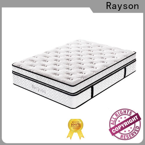 Rayson 36cm height 5 star hotel mattresses for sale wholesale for sleep