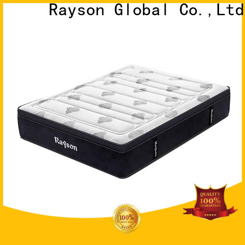 Rayson pocket bonnell 5 star hotel mattress wholesale for sleep
