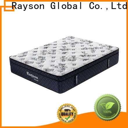 Rayson top quality hotel standard mattress at discount