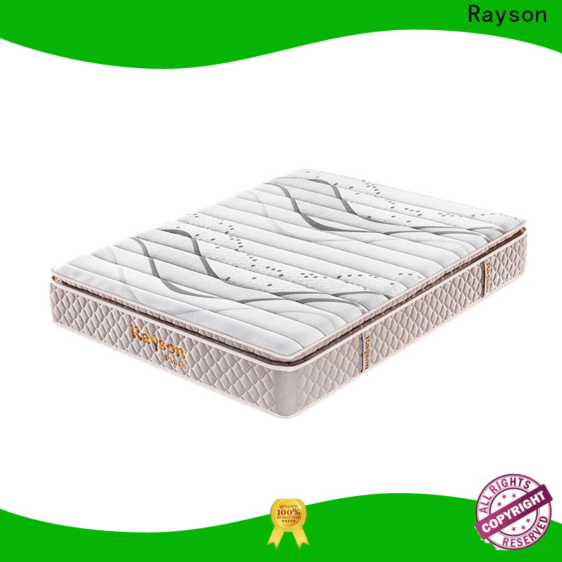 high-quality single pocket sprung mattress luxury low-price at discount