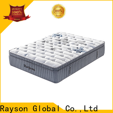 tight top pocket mattress king size knitted fabric at discount