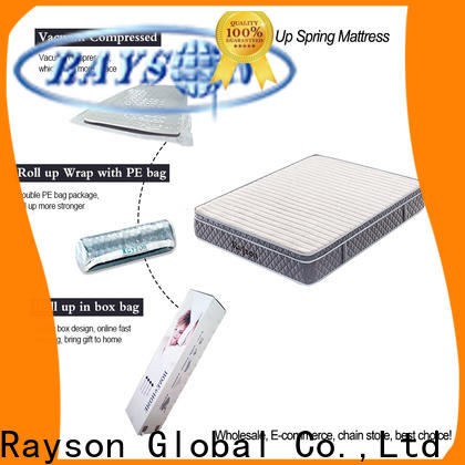 Rayson mattress rolled up in a box top at discount