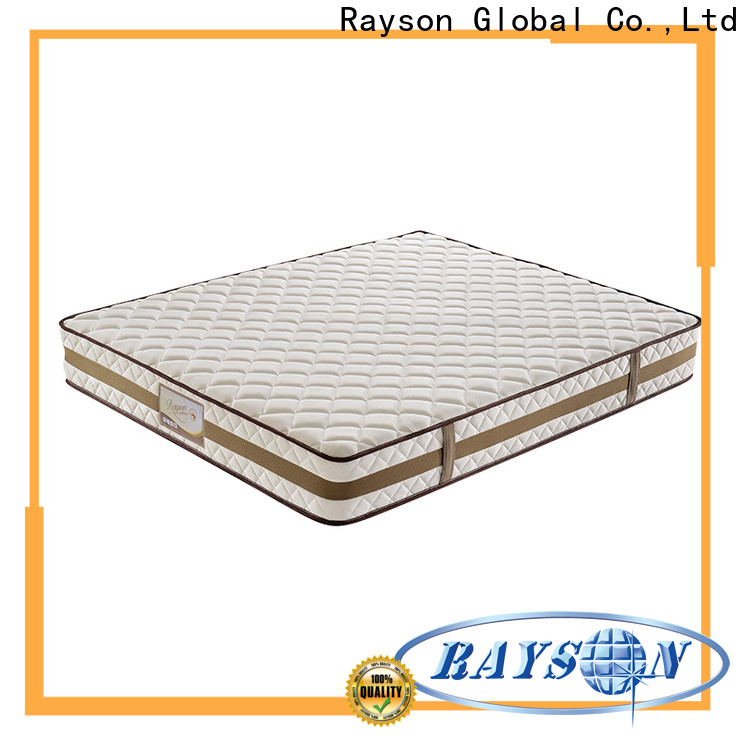Synwin chic design pocket memory mattress knitted fabric at discount