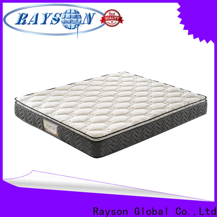 Rayson full size roll packed mattress at discount with pillow