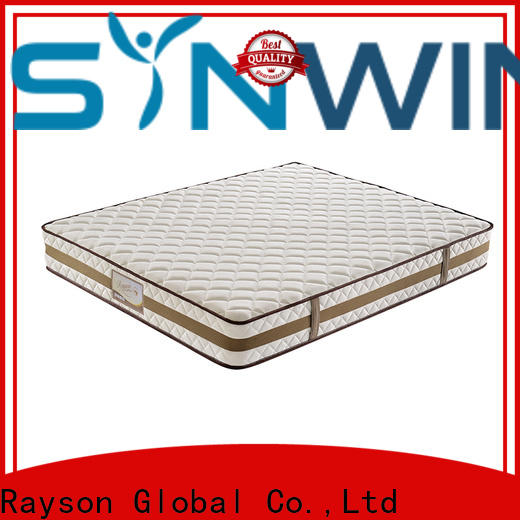 Rayson customized single pocket sprung mattress wholesale at discount