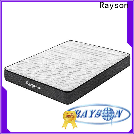 Rayson king size pocket memory mattress low-price at discount