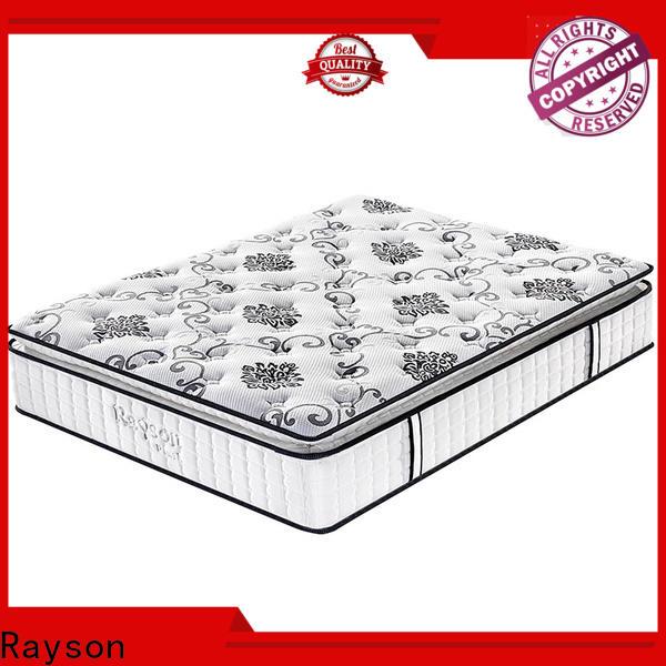 Rayson customized hotel style mattress luxury