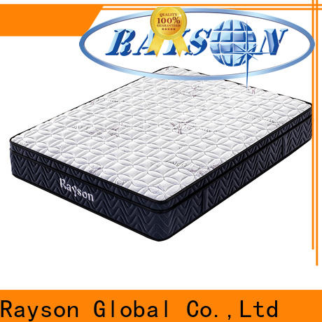 Rayson compress pocket hotel type mattress popular at discount