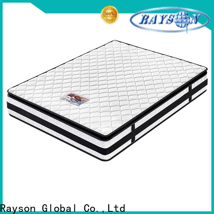 Rayson bedroom bonnell spring mattress price high-density for star hotel