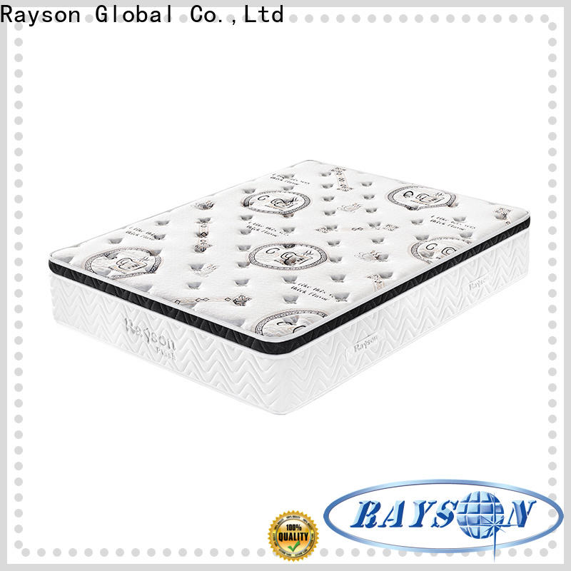 Rayson comfortable hotel comfort mattress popular memory foam