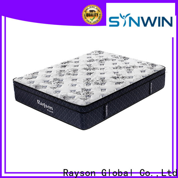 Rayson comfortable hotel type mattress full size at discount