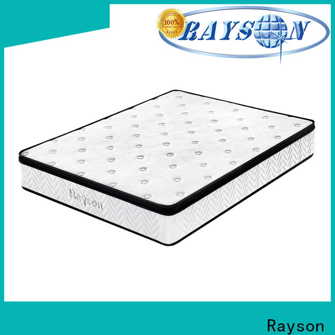 Rayson customized pocket spring mattress low-price at discount
