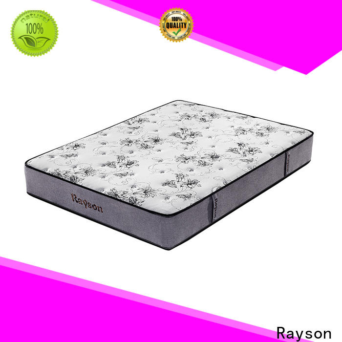 available pocket spring mattress king size low-price high density