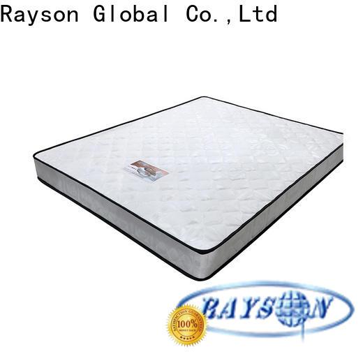 Rayson top brand highest rated mattress cool feeling sound sleep