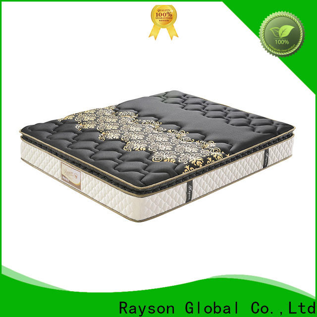 Rayson queen mattress set factory price for star hotel