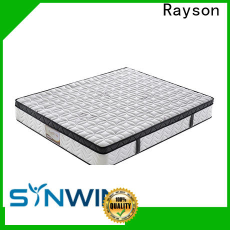 Rayson bedroom bonnell spring mattress price cool feeling with coil