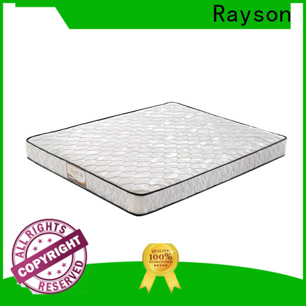 comfortable queen mattress set factory price with coil