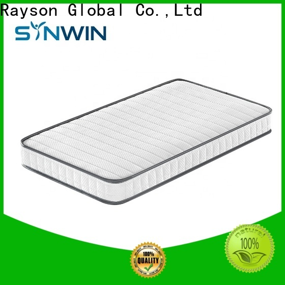 Synwin comfortable kids twin mattress oem & odm bulk supplies