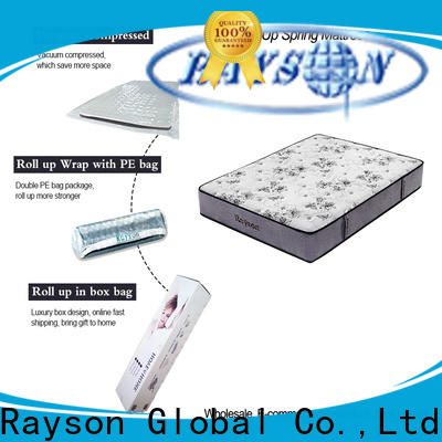 Synwin euro standard rolled memory foam mattress vacuum compressed