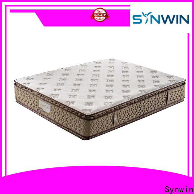 Synwin luxury hotel mattress innerspring at discount