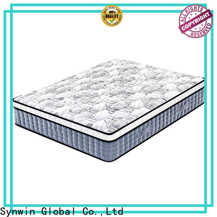 Synwin popular hotel bed mattress manufacturing price competitive factory price for sound sleep
