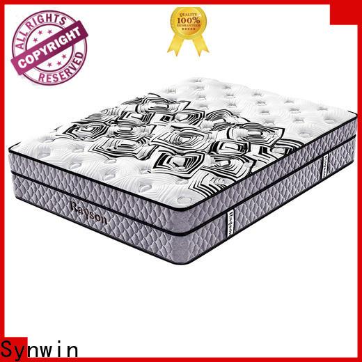Synwin double sides 5 star hotel mattress brand customized bulk order