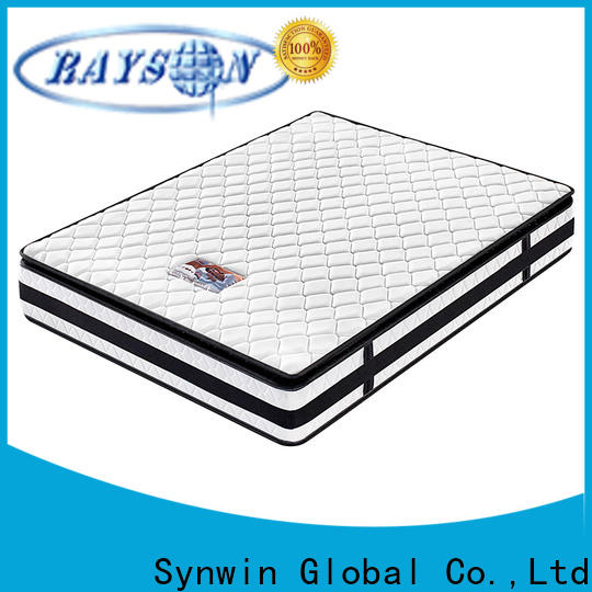 Synwin high-end top 10 most comfortable mattresses factory price sound sleep
