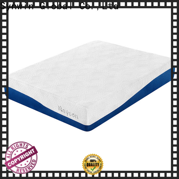 Synwin 8 inch memory foam mattress king free delivery