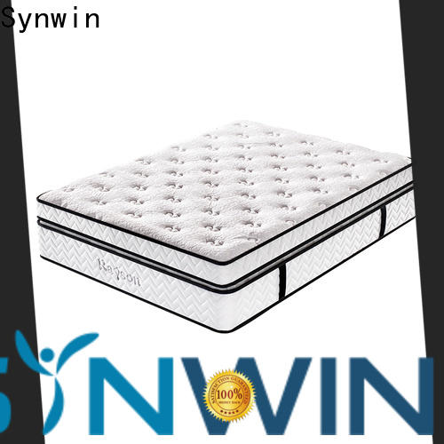 double sides hotel bed mattress customized for sleep