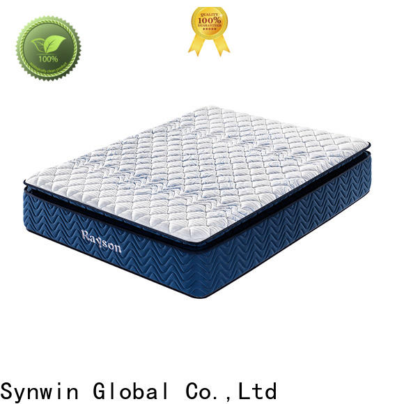 Synwin hotel bed mattress innerspring at discount