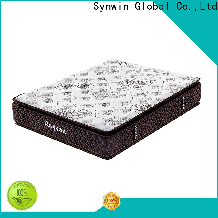 Synwin top ten online mattresses knitted fabric high density