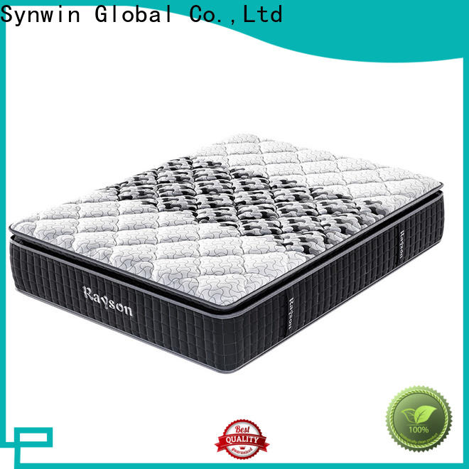 latex hotel bed mattress innerspring at discount