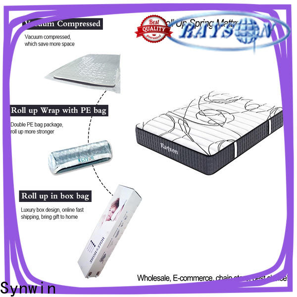 Synwin two sides rolled foam mattress hot for customization