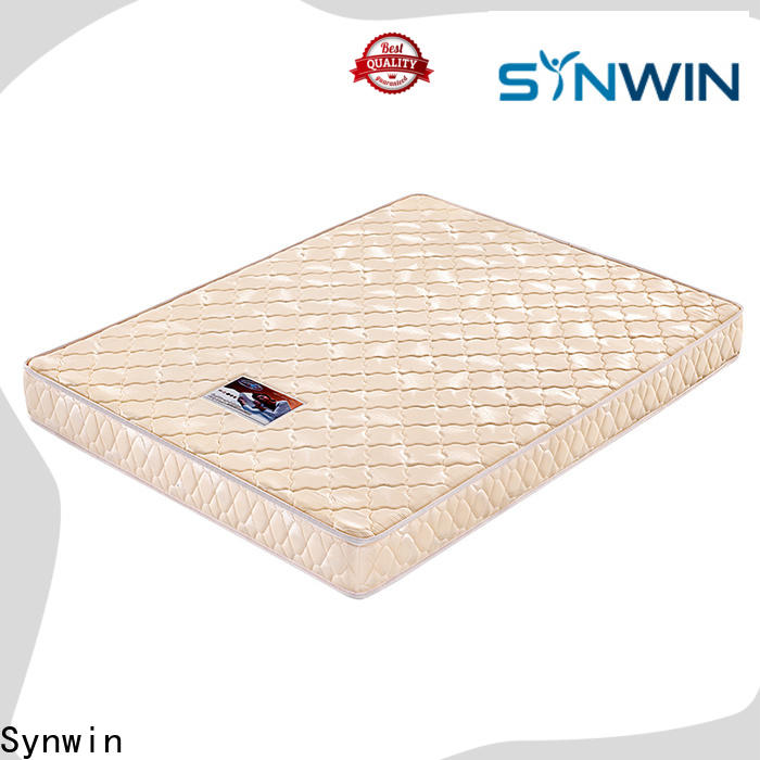 Synwin best rated memory foam mattress full size for wholesale