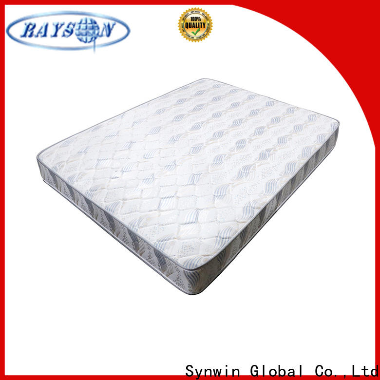double side continuous sprung mattress