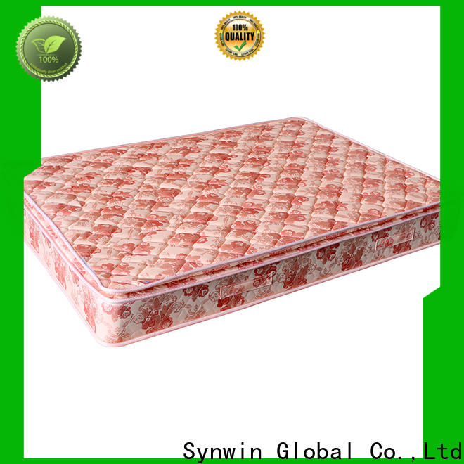 Synwin double side continuous sprung mattress vacuum