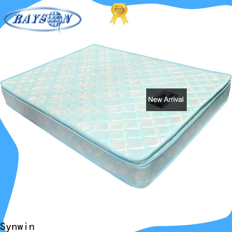 double side continuous coil spring mattress tight