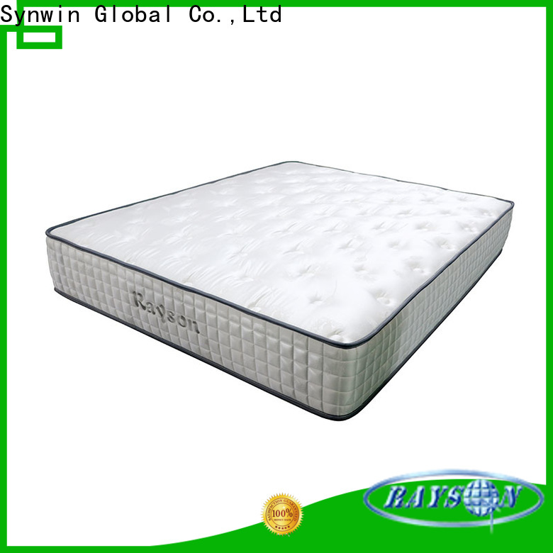 available coil spring mattress with memory foam wholesale bespoke service