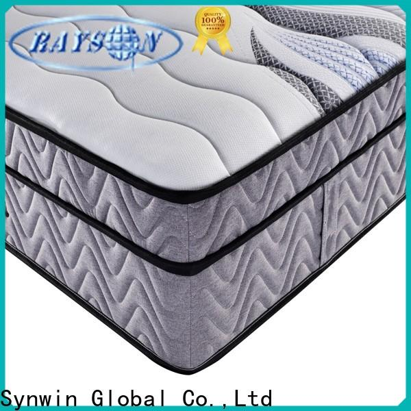 Synwin best luxury mattress in a box competitive factory price best sleep