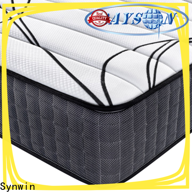 Synwin best luxury soft mattress competitive factory price